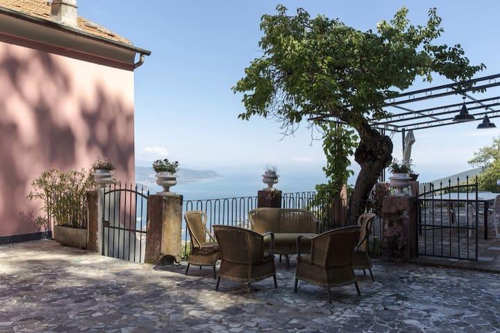 Villa vista mare, cinque terre,  - La Spezia - Apartment