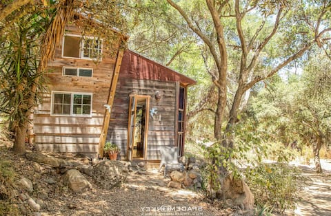Topanga Mountain Wonderland Cottage