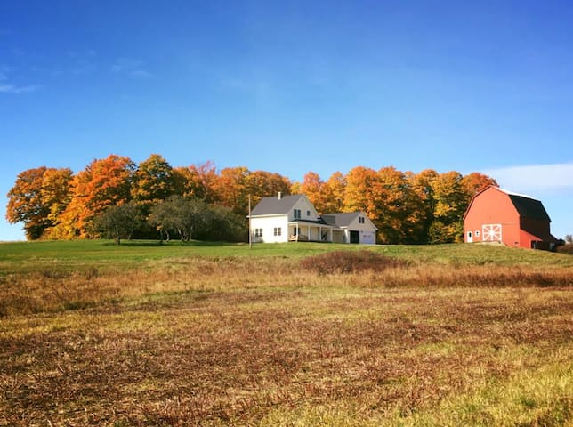 Best of Northern Maine Farmhouse (Room 2)