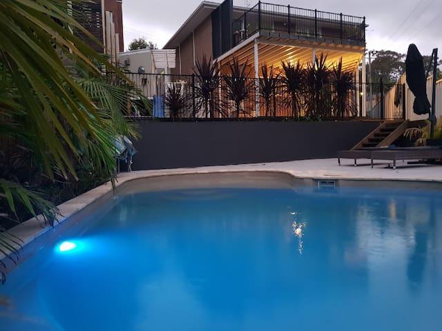 HUGE LAKE MAC HOUSE!! with pool