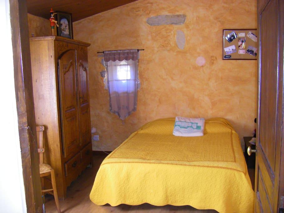 la chambre jaune