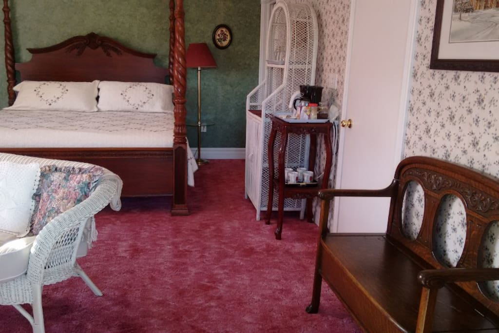 Large Room with King Bed