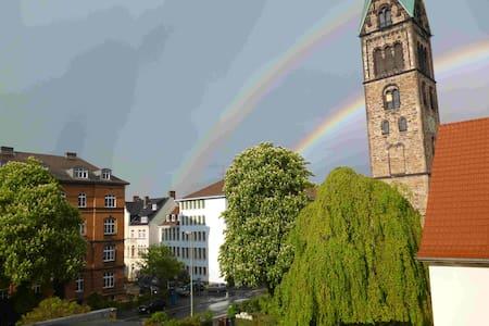 Im Herzen Kassels, trotzdem ruhige Lage - Κάσελ