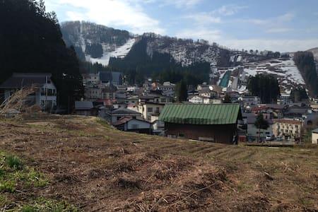 Nozawa Onsen BASECAMP - Oyu Weekly Apts 2 Bed #102 - Shimotakai District - Квартира
