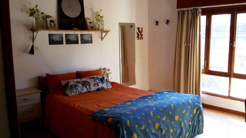 Casa Escalera: grande, cómodo y bien ubicado.