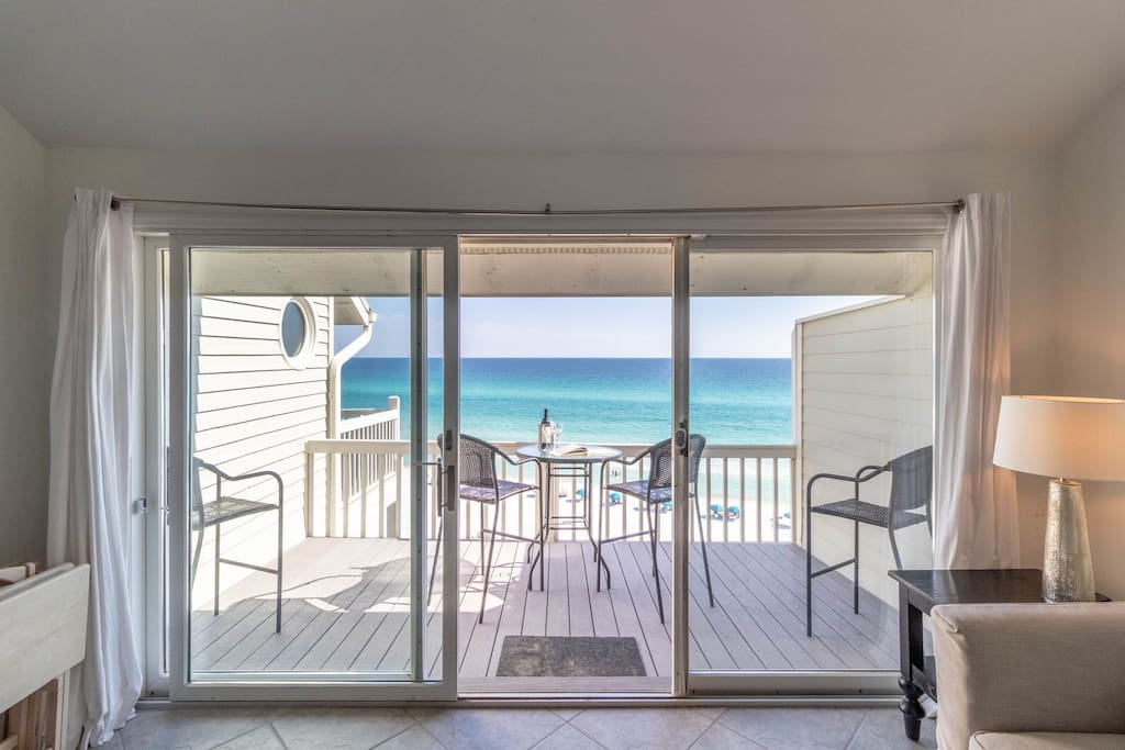Paradise 30A~Mistral 21--Enjoy the amazing views, 2 Bedrooms and 2 Bathrooms, Sleeps 6