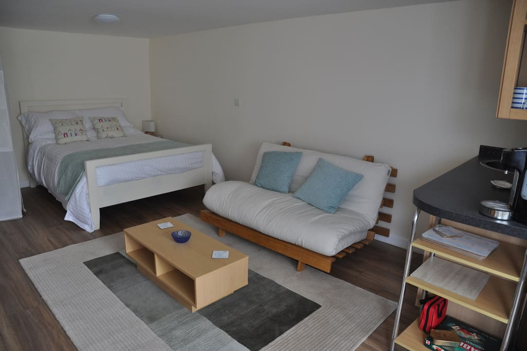 Confy bed & futon