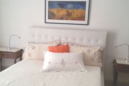 Flat in the heart of an important historical town