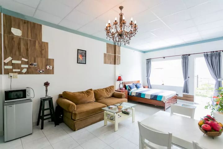 Near Ben Thanh Market - Airy Studio@City Center