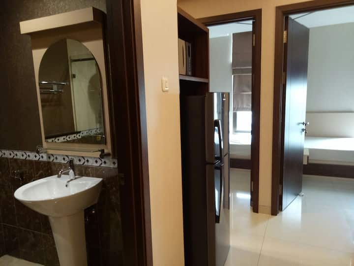 Relax, Enjoy the cozy places: 2Bedroom - Graha KAS