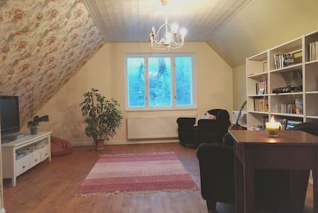 Cosy country-style flat - Otepää - Hus