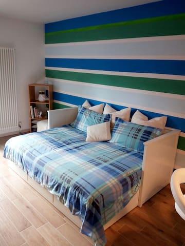 Ruhige und renovierte Wohnung im Grünen - Marlengo