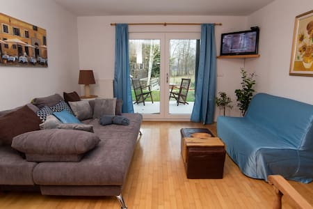 Lovely Helena apartment 52 m2 with garden