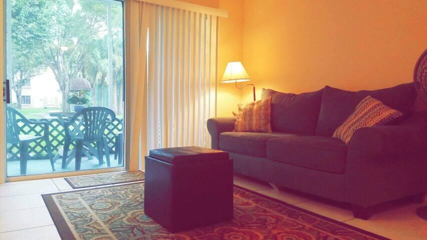 Cozy 1BR Apartment Unit in Kendall - Miami - Apartment