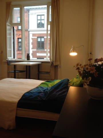Cosy room, in the very heart of Nørrebro.