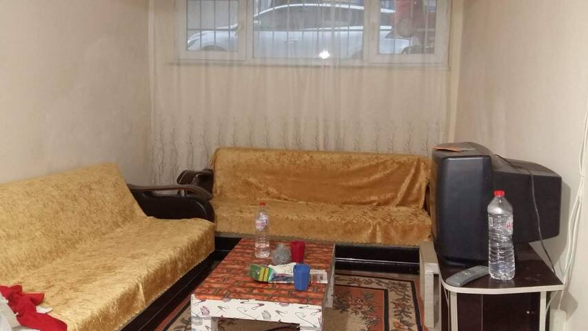 İstanbulda kafa dinleyebileceğiniz ev