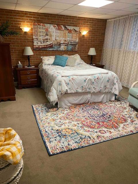 Adorable 1-bedroom home in North Bethesda