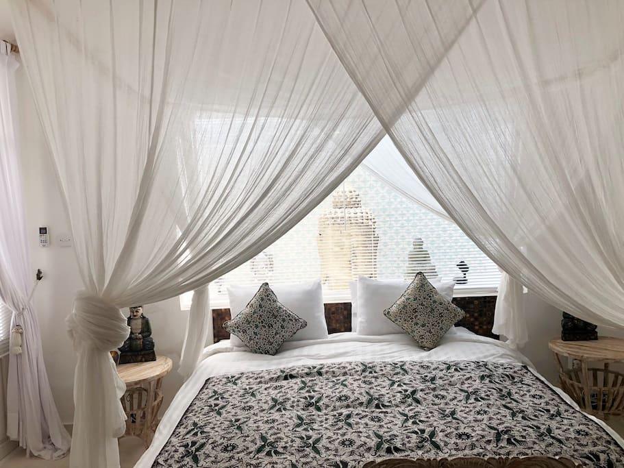 Zen Ambience Bedroom