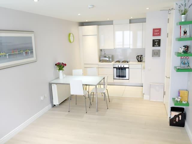 Stylish apt  The Marker Residences - Dublín - Casa