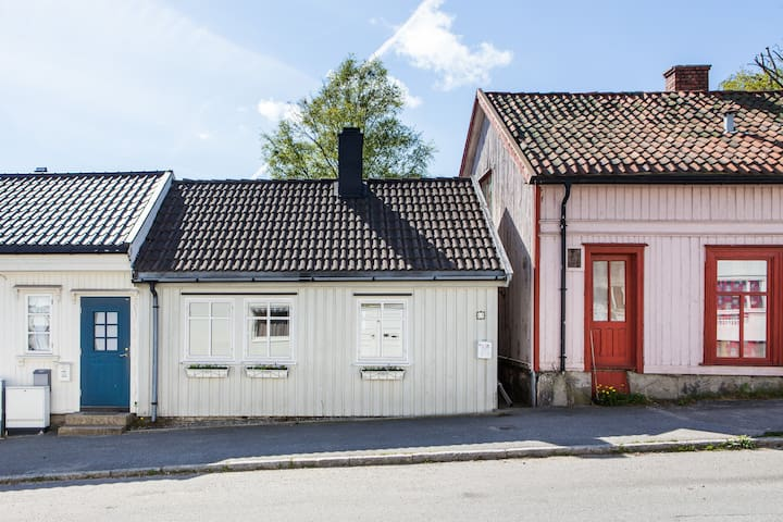 Charming house from 1870 - Fredrikstad - Haus
