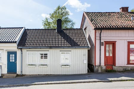 Charming house from 1870 - Fredrikstad - 獨棟