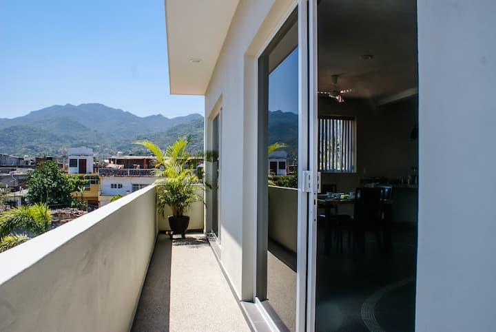 Studio Apartment por Couples in Puerto  Vallarta