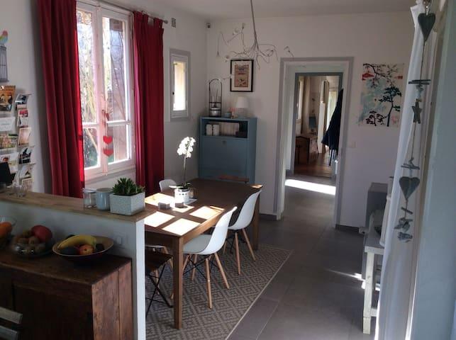 Jolie maison familiale proche Paris - Champigny-sur-Marne - House