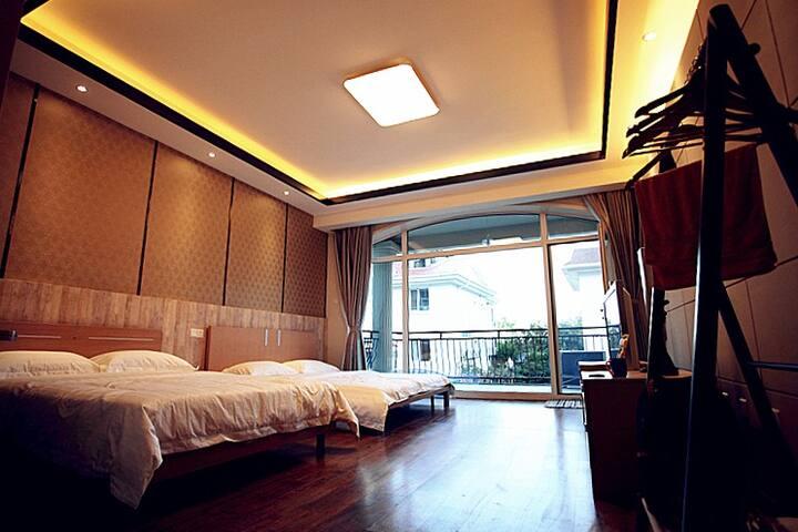 港式大床房 - Qingdao - Villa