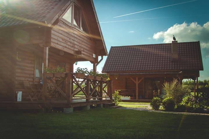 Mazurskie Zacisze (nad jeziorem) - Sędki - Haus