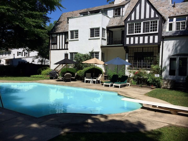 Serene Private Oasis in Rye:  Tranquility Suite