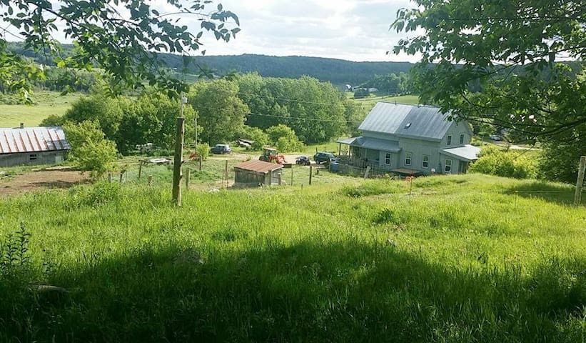Suite on Organic Orchard only 25 min. from Ottawa