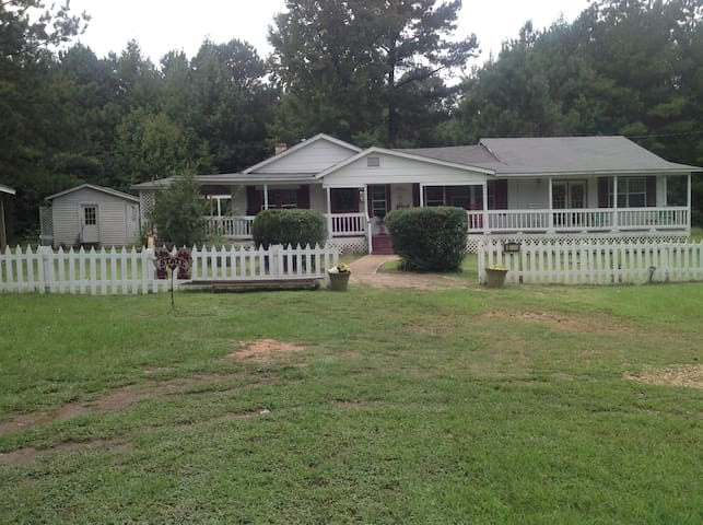Bed and Breakfast Cottage - Starkville - Penzion (B&B)