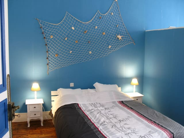 chambre mer - Lavelanet - Guesthouse