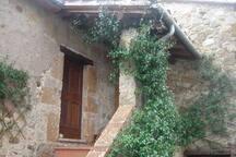 Vigneti Cottage: Apt Gelsomino entrance