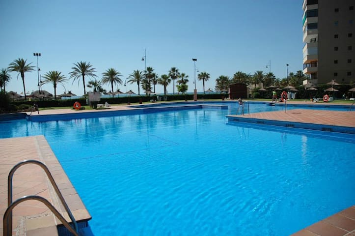 Top Appartment on The Beach!!!
