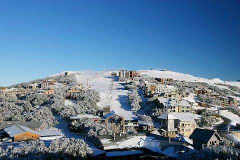 Mt Buller, True ski in ski out