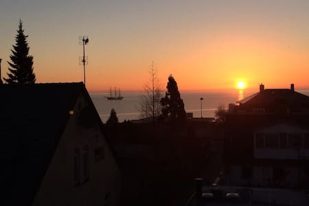 Penthouse with a view - Klampenborg - Wohnung