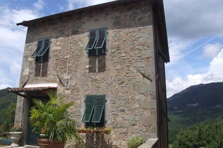 The Contented Tuscan - Guzzano-pieve di Controne - House