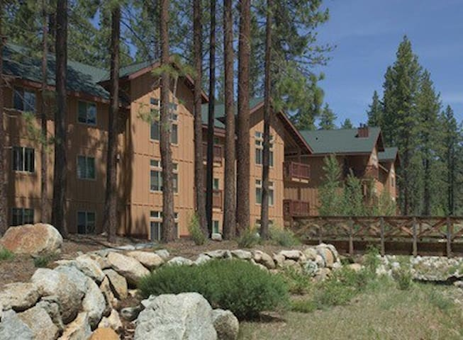 Lake Tahoe WorldMark (SouthShore)NV - Zephyr Cove-Round Hill Village - Apartment