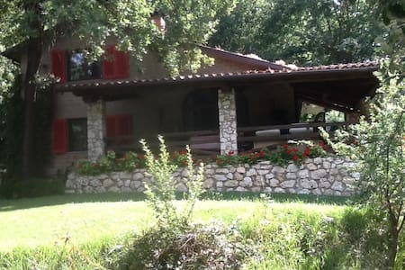 CHALET in the wood - Orte