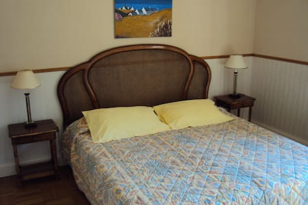 Chambre d hote a Greenwood en Coray - Coray - Bed & Breakfast