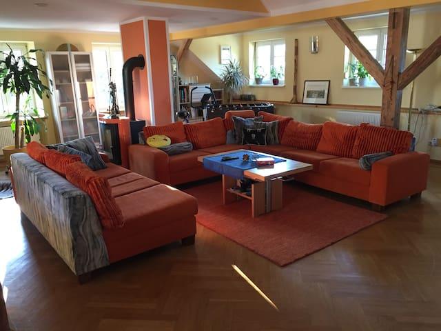 Modern, gemütlich, Wellness, ca. 150m²  1-6 Gäste