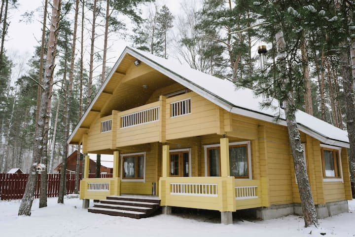 A&M House - Vyborg - Bed & Breakfast