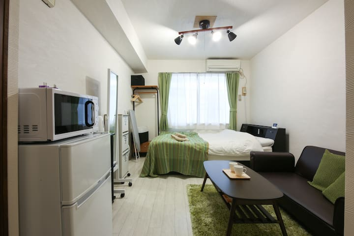 3min JR Sta. in the center of Tokyo,portable wifi! - Bunkyō-ku - Apartment