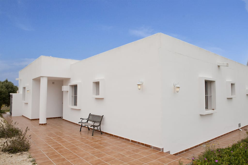Villa Los Palmitos  is located in the midst of Park Natural