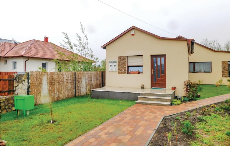 Holiday apartment with 1 bedroom on 38m² in Gárdony