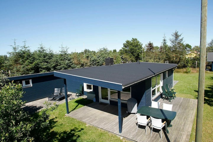 Splendid Holiday Home in Ålbæk with Roofed Terrace
