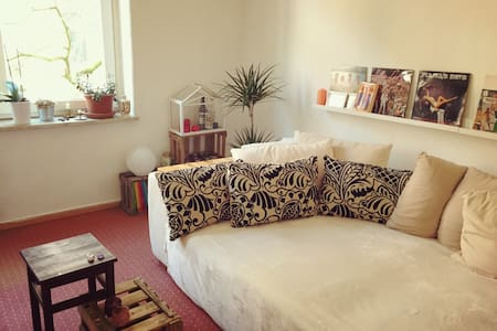 Nice room in the heart of Linden - Hannover - Bed & Breakfast