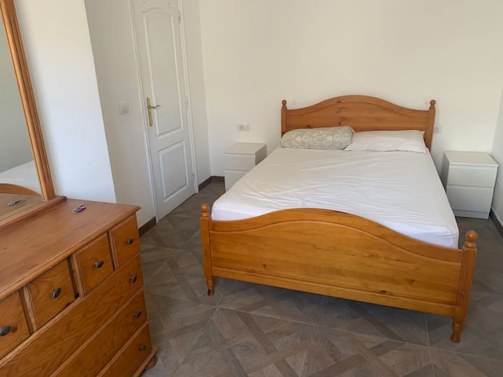 Free Airport Service - Double Room - Sea View