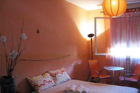NICE APARTMENT in FLORENCE (4 bedrooms) + parking - 佛罗伦萨 - 公寓